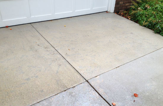 roof cleaner grand rapids concrete cleaning after