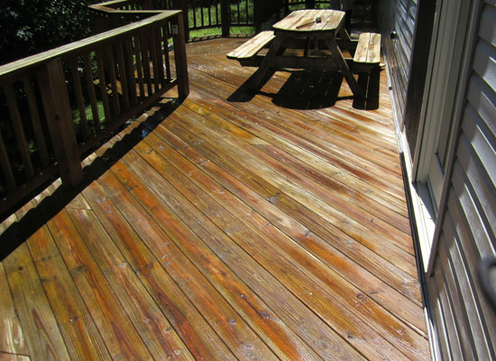grand rapids deck refinishing